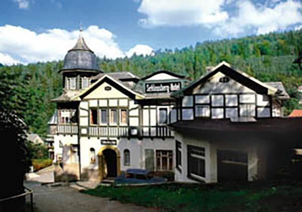 Schwarzburg: Schlossberg-Hotel Schwarzburg