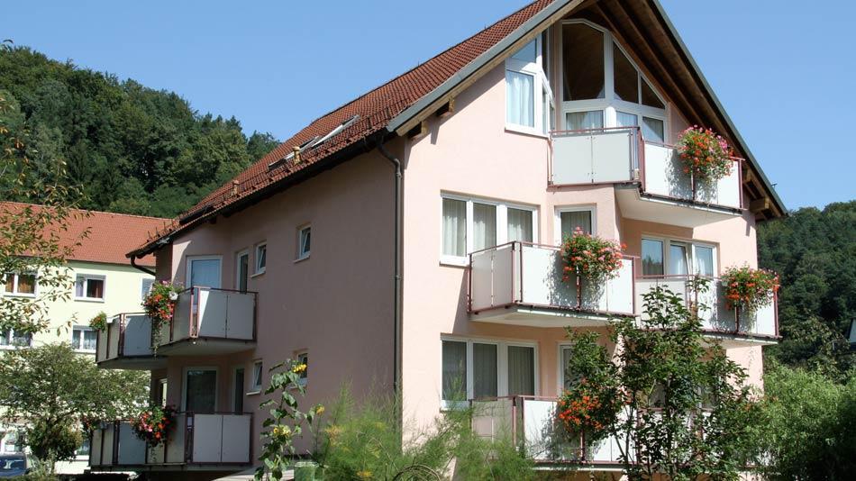 Bad Schandau: Hotel Garni Elbgarten