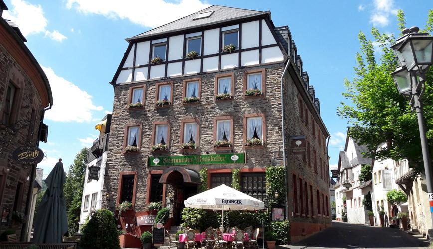 Kröv: Hotel & Restaurant Ratskeller