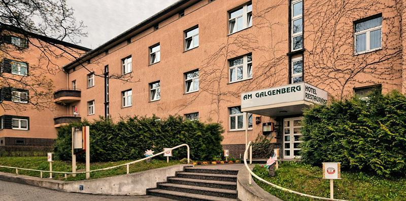 Gera: Hotel Am Galgenberg