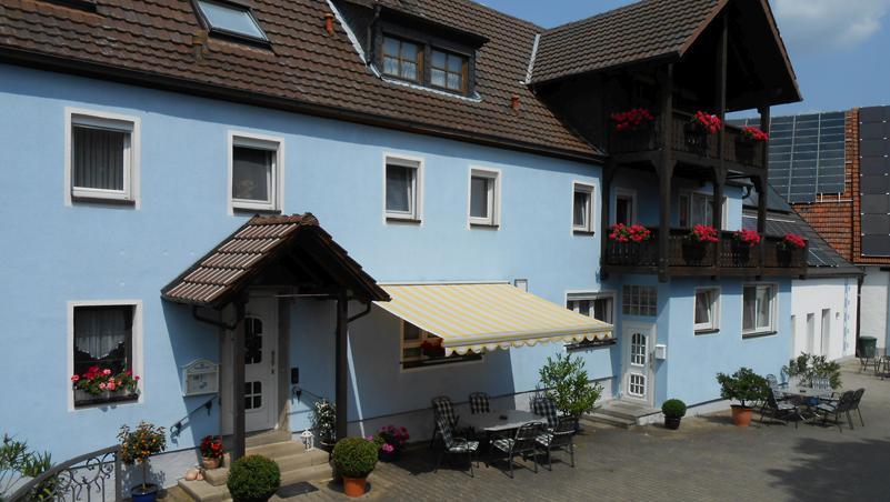 Ochsenfurt: Pension Goldener Stern