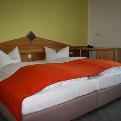 Gelnhausen: Hotel Parqeo