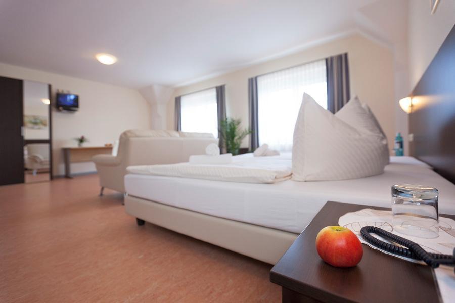 Wächtersbach: Hotel Aventis Garni