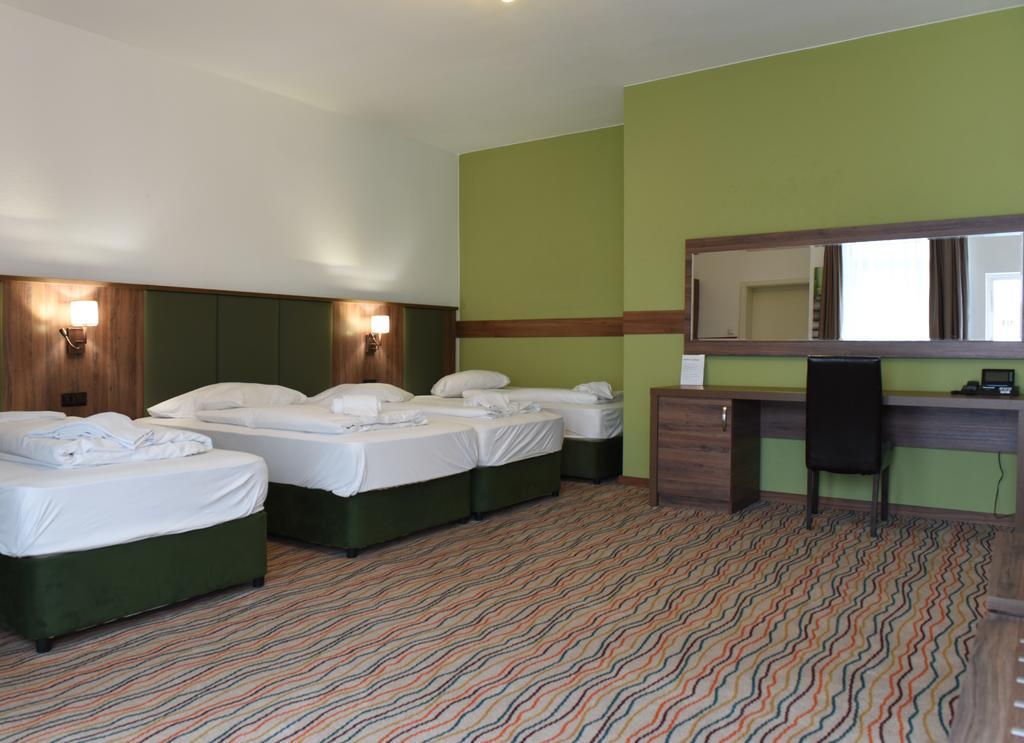 Aschaffenburg: Hotel Oliv Inn