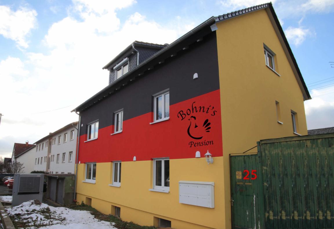 Wiesbaden: Pension Bohni's