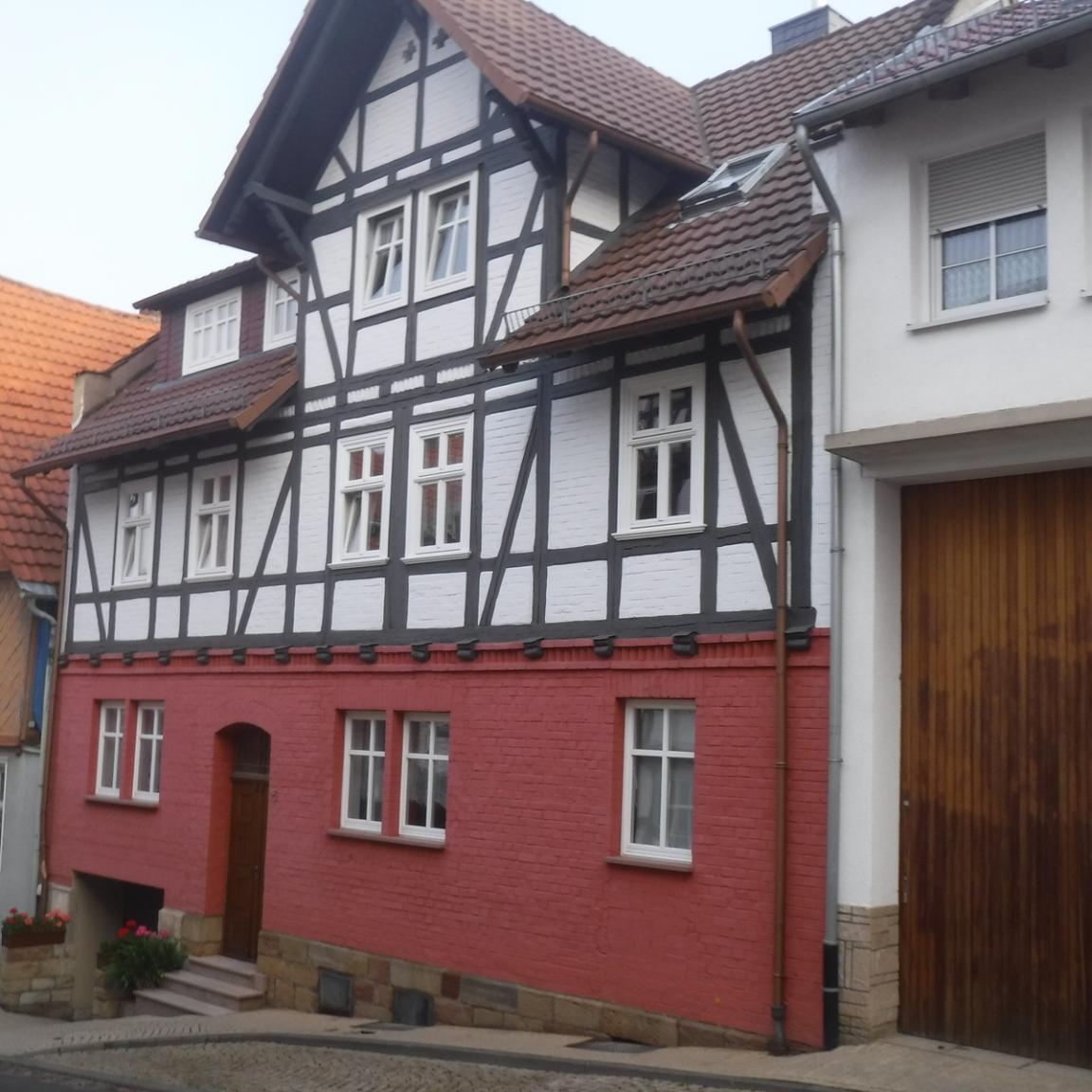 Spangenberg: Zimmer/Monteurwohnung Haus Siegner