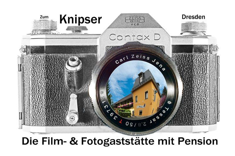 Dresden:  Pension und Gaststätte