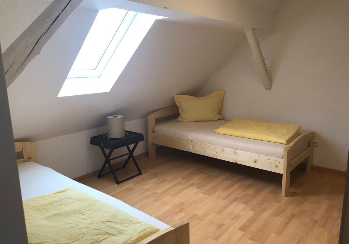 Zimmervermietung Krumbach, Pension in Krumbach bei Oberroth