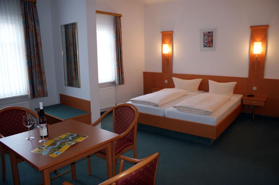 Hotel Garni Zur Post in Bacharach