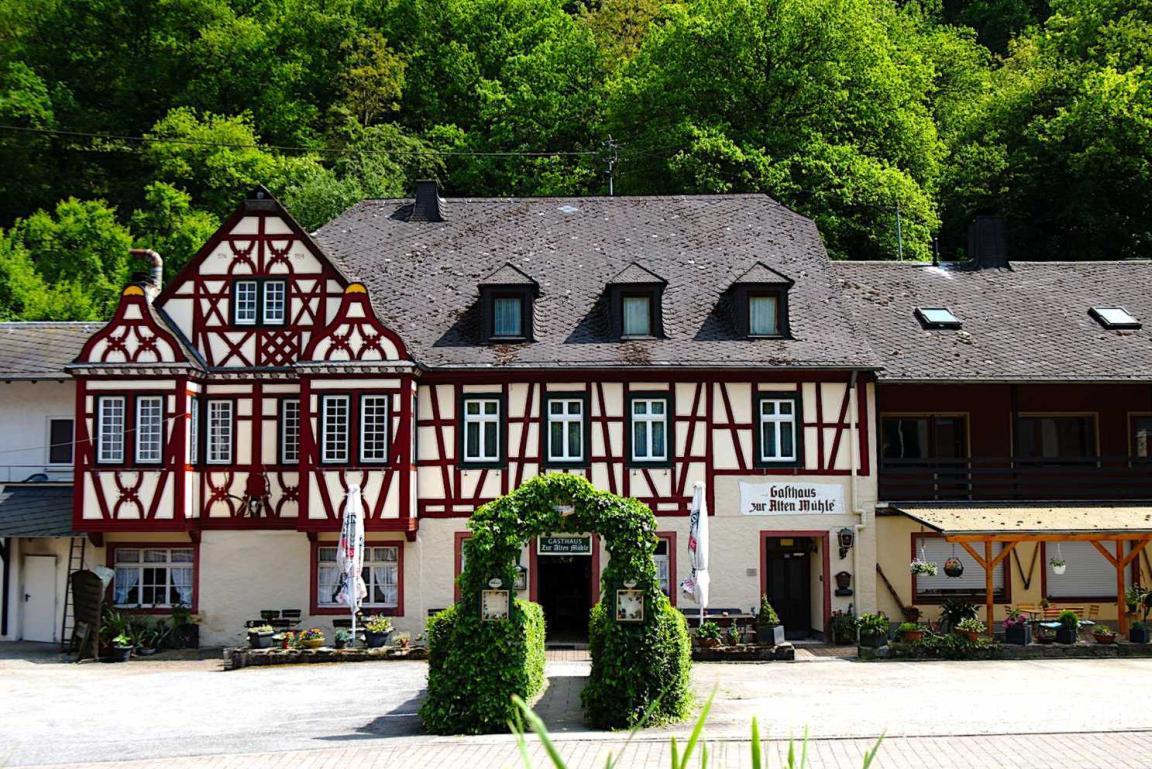 Bacharach: Pension-Gasthaus Zur Alten Mühle