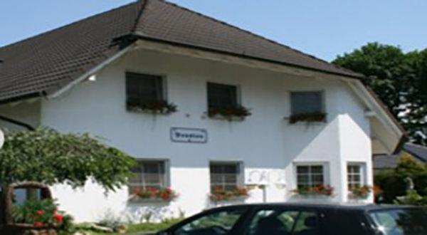Bad Köstritz: Pension Egerer