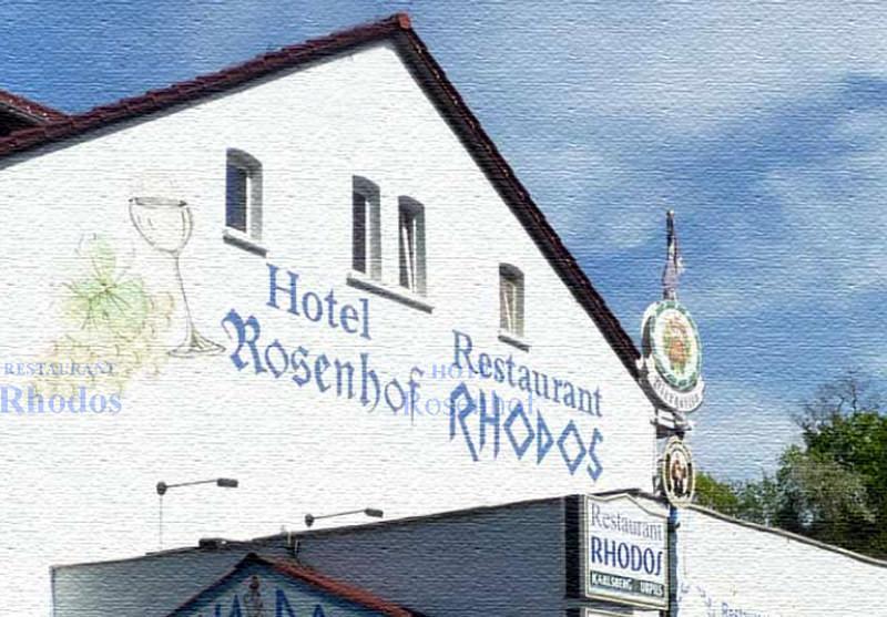 Hotel Rosenhof & Restaurant Rhodos