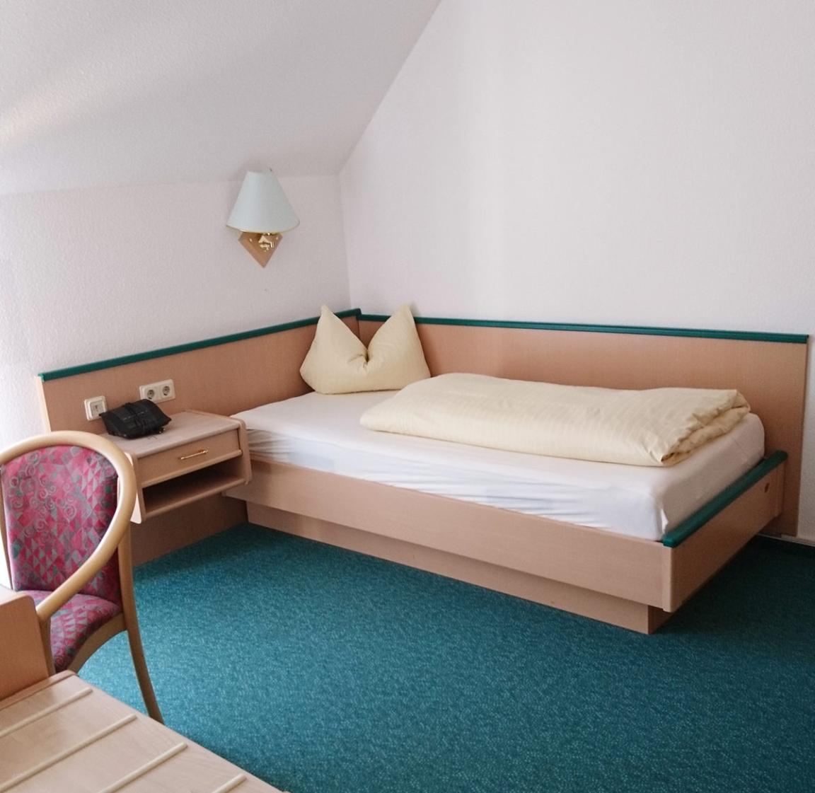 Idar-Oberstein: Hotel-Cafe Rieth