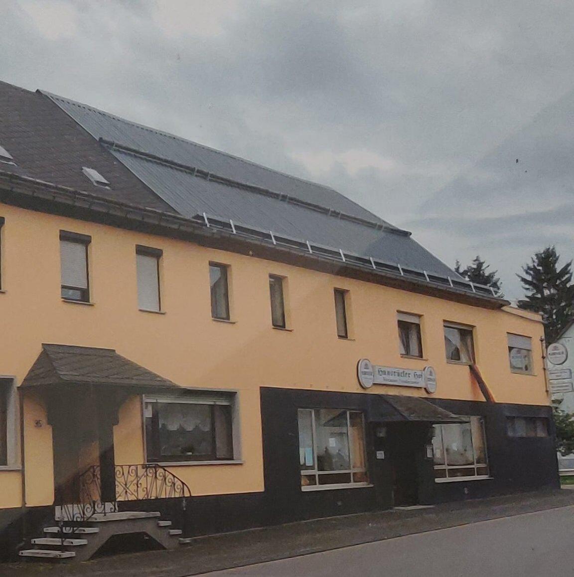 Gästehaus Gasthaus Hunsrücker Hof, Monteurzimmer in Brücken bei St. Wendel