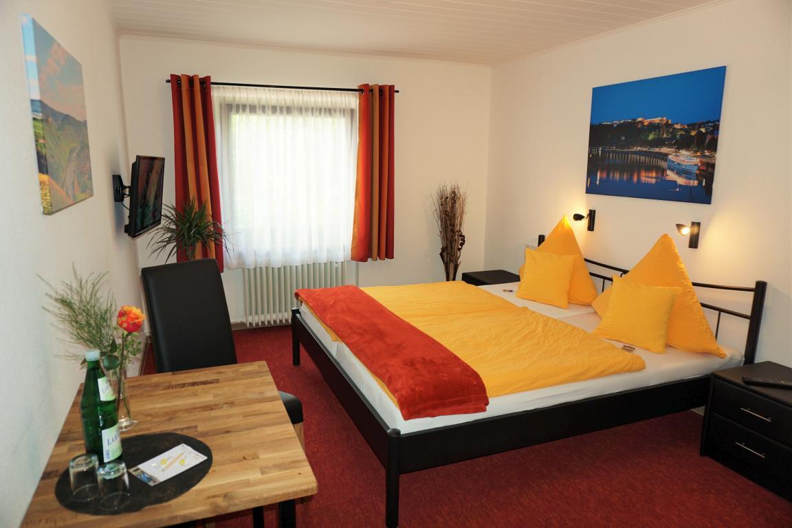 Koblenz: Hotel Garni Jan van Werth