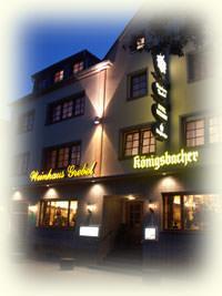 Hotel Weinhaus Grebel***
