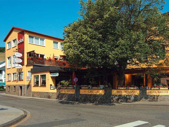 Hotel-Weinhaus Kreuter, Hotel in Koblenz