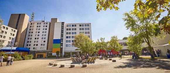 Gästehaus CJD Berufsförderungswerk Koblenz, Monteurzimmer in Vallendar