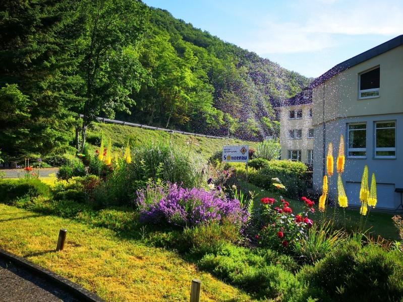 Jugend- und Gästehaus Sonnenau , Monteurzimmer in Vallendar bei Koblenz