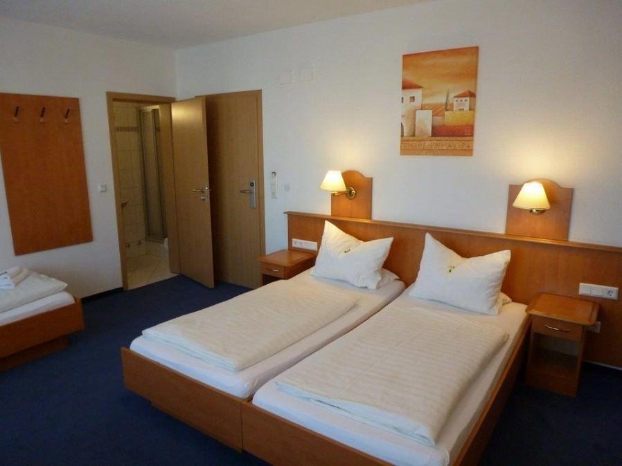 Friedberg: Hotel & Restaurant Goldnes Fass