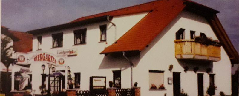 Bad Lauchstädt: Pension  Landgasthof Schröder