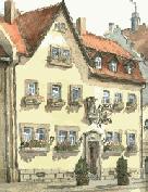 Zimmer & Restraurant Altstadthof, Monteurzimmer in Seßlach bei Gochsheim