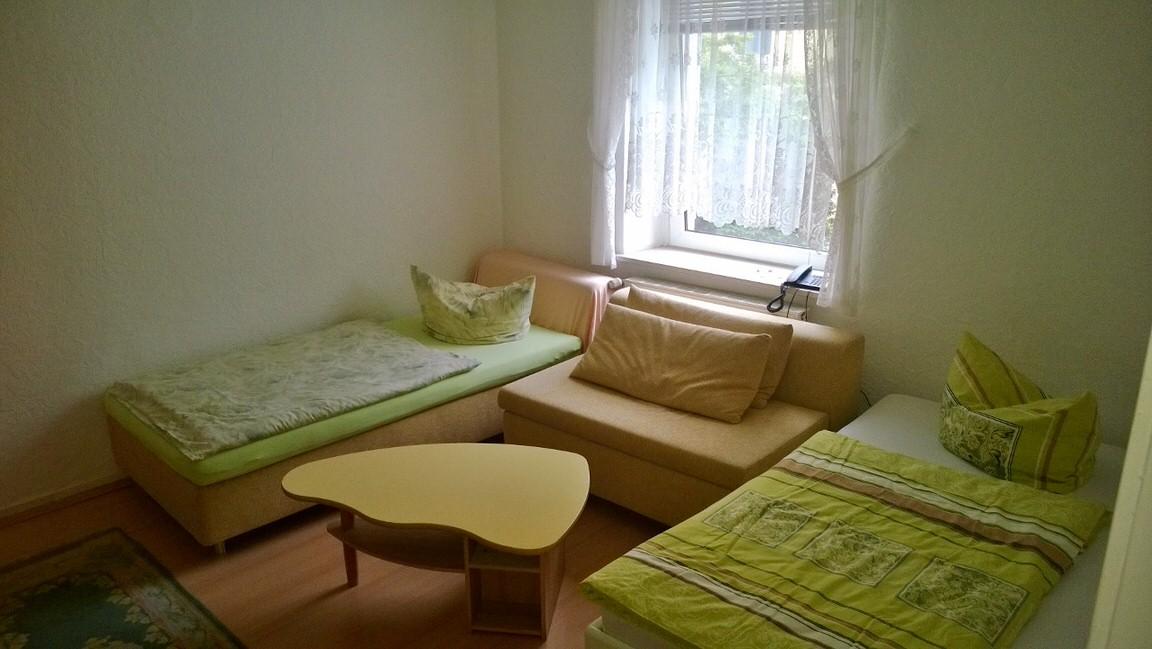 Appartmenthaus Rödig, Appartement in Düsseldorf-Friedrichstadt bei Angermund