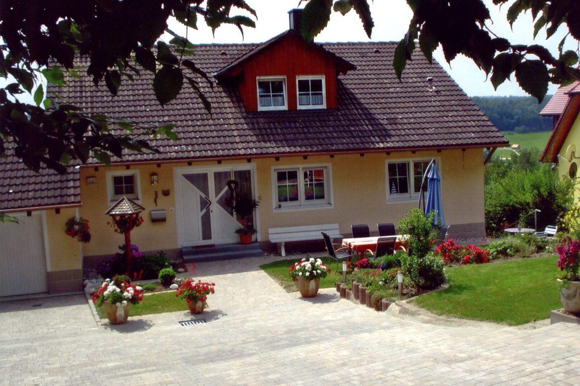 Ferienwohnung Haus Friedel, Ferienwohnung in Burghaslach bei Gochsheim