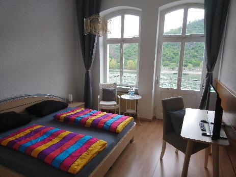 Hotel Rebstock, Hotel in Boppard bei Traisen