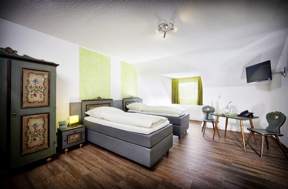 Ochtendung: Gutshof Hotel Arosa