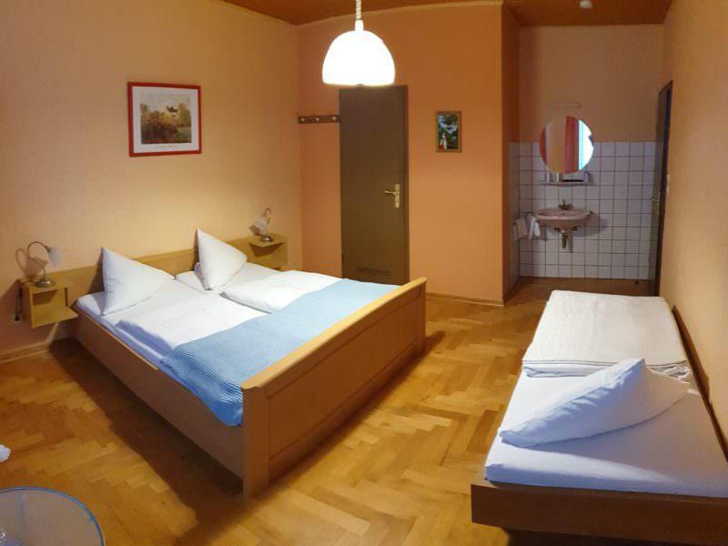 St. Goar: Hotel Zur Post