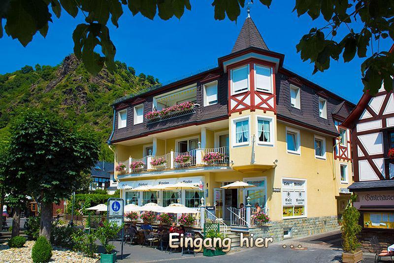 Alken: Hotel Garni-Café Becker