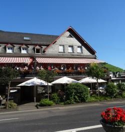 Oberfell: Hotel Moselgasthaus Zur Krone