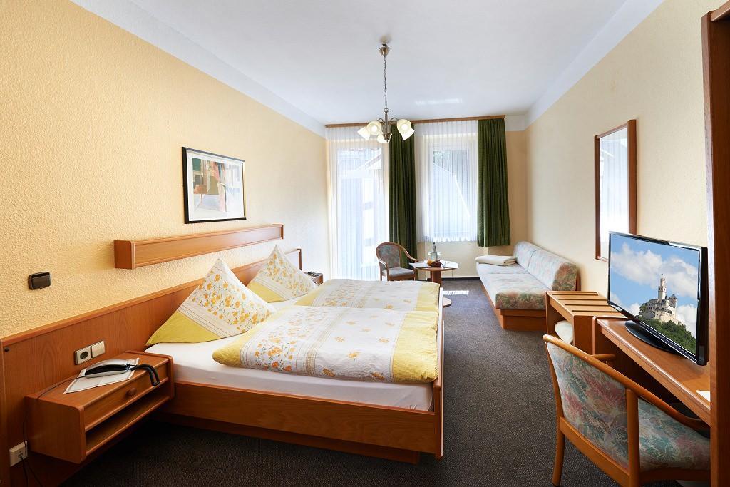 Kamp-Bornhofen: Hotel Singender Wirt
