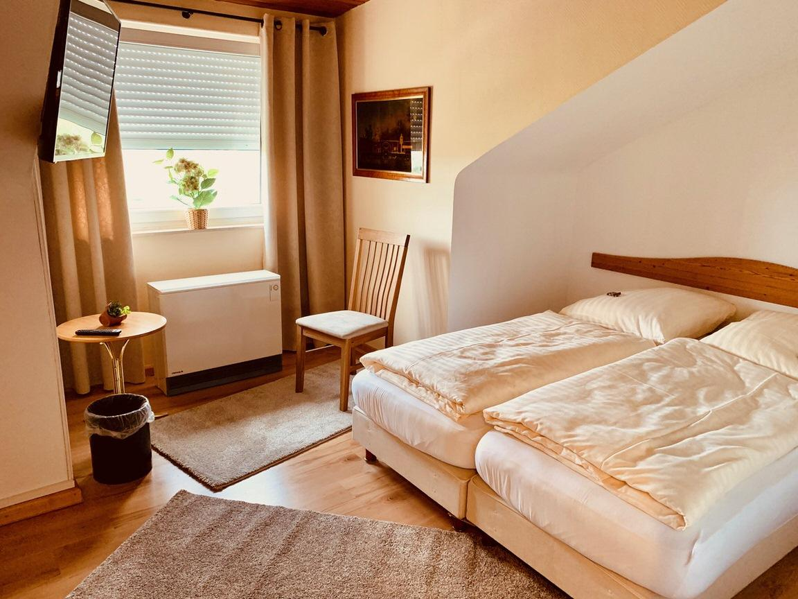 Mayen: Hotel Landhaus Kürrenberg Garni