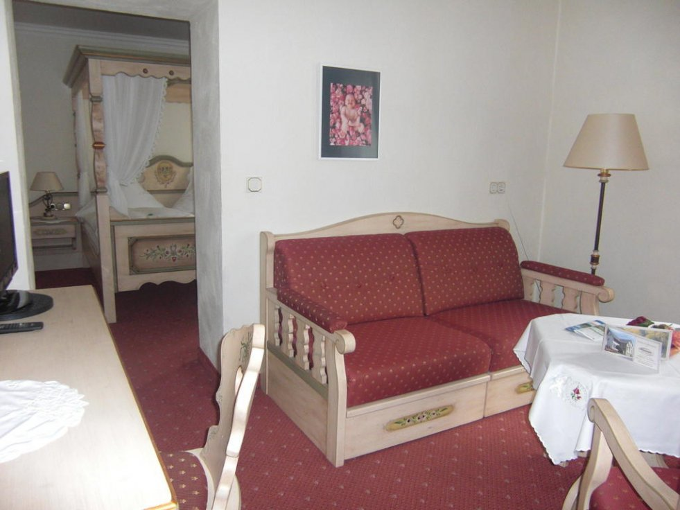Weibern: Hotel Eifelstube