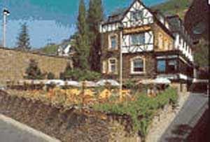 Cochem: Hotel Zur Weinhexe