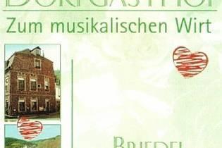 Dorfgasthof Zum musikalischen Wirt, Pension in Briedel bei Flughafen Frankfurt-Hahn