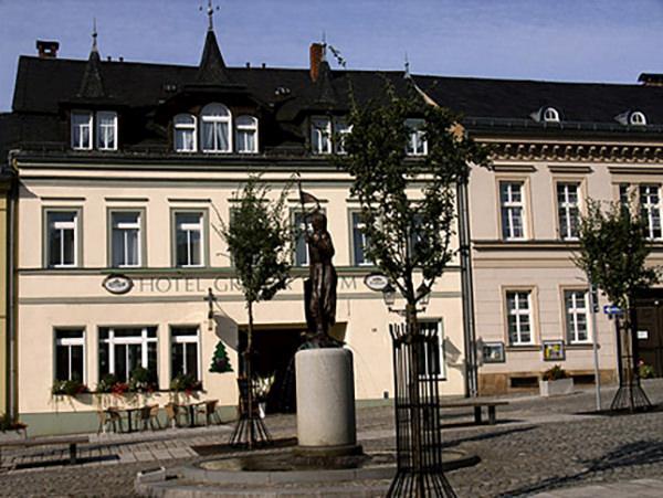 Elsterberg: Hotel Grüner Baum