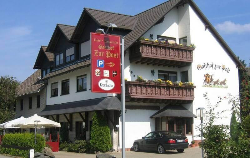 Hotel & Restaurant-Gasthof Zur Post in 58339 Breckerfeld