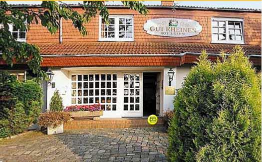 Hotel Gut Rheinen, Hotel in Iserlohn bei Dortmund