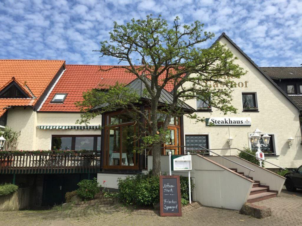 Ense: Hotel & Steakhaus Schwarze