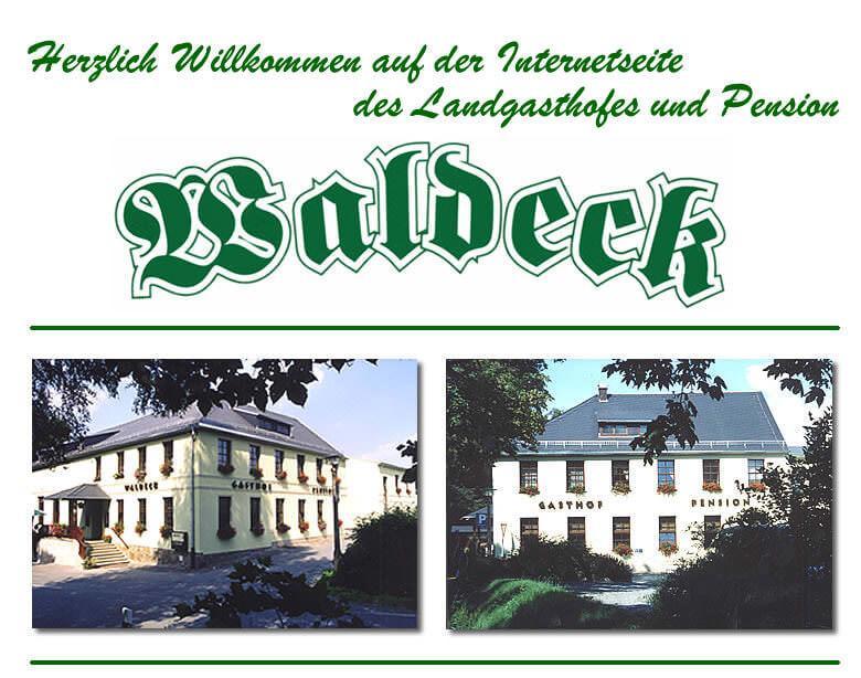 Landgasthof & Pension Waldeck