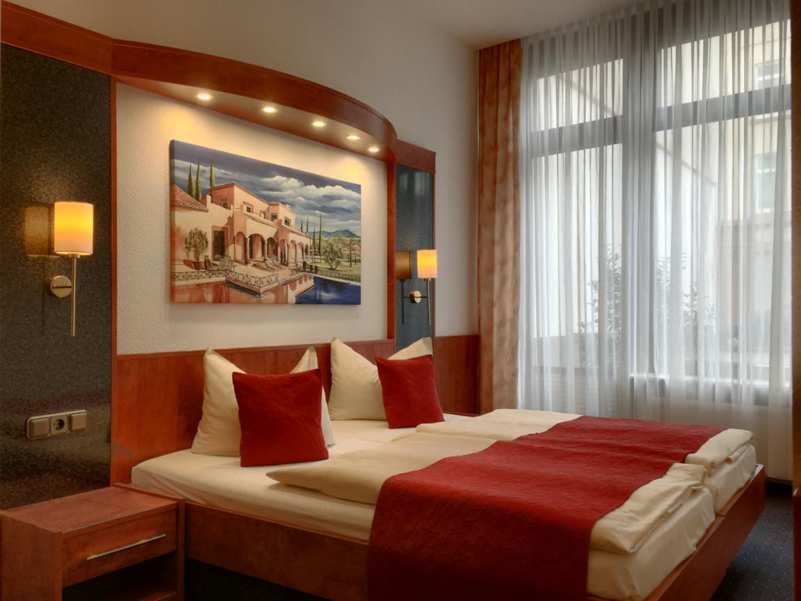Hotel Garni Hansa in 63067 Offenbach am Main