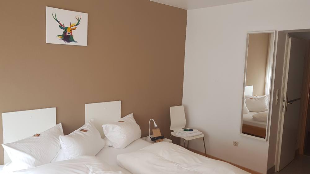 Hanau: Hotel Garni Waldschlößchen