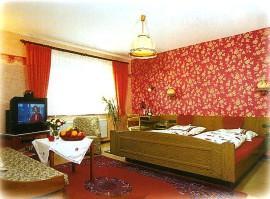 Hostel -Gasthaus Bayerischer Hof, Pension in Amorbach bei Schneeberg