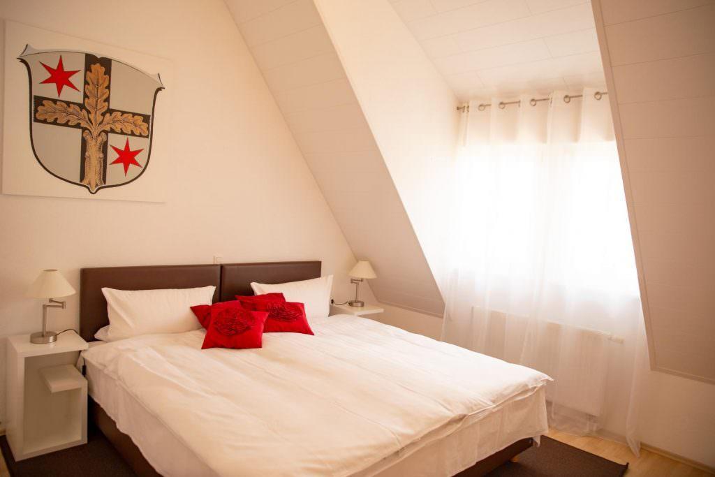 Wappenstube, Pension in Erbach bei Vielbrunn
