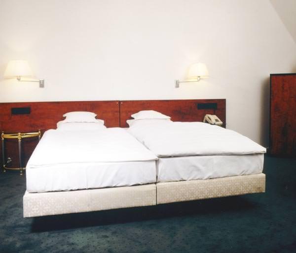 Wiesbaden: Ring-Hotel garni
