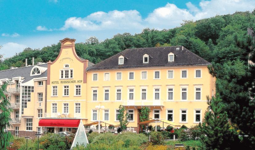 Schlangenbad: Hotel Russischer Hof