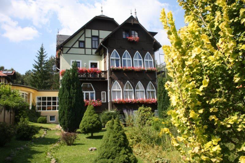 Gohrisch: Parkhotel Margaretenhof